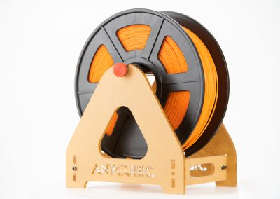 Professional photography image of ASB filament